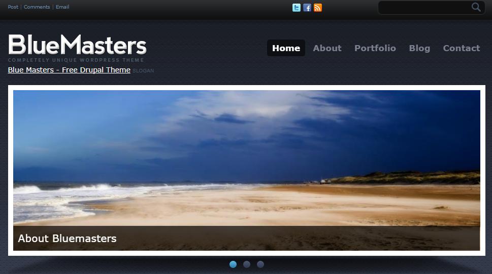 Top 10 Free Drupal Themes Vardot Blog