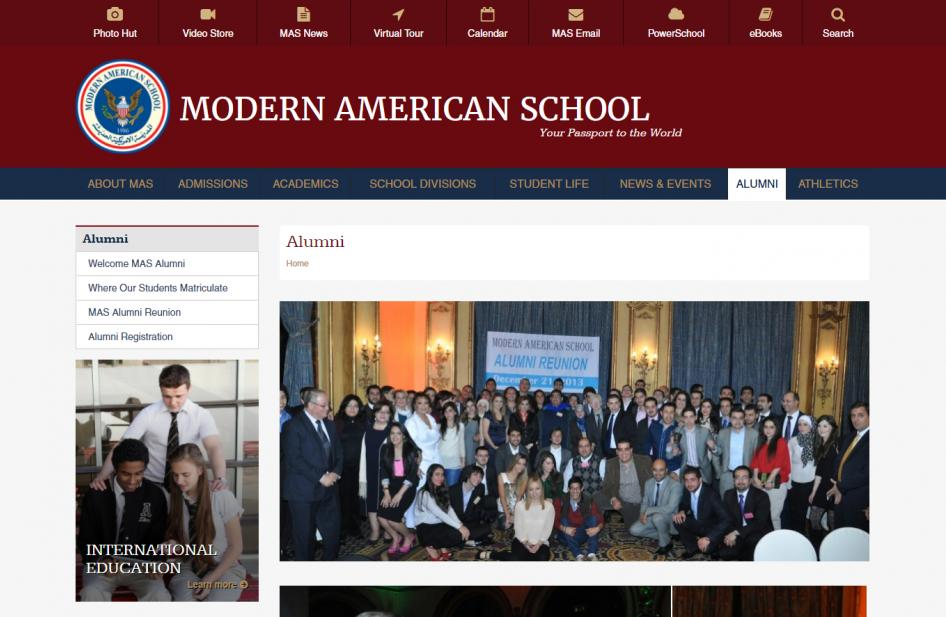 website study modern american school vardot
