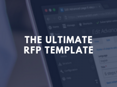 The best free RFP template