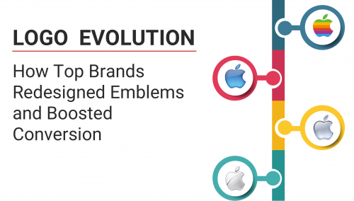 Logo Evolution: How Top Brands Redesigned Emblems and Boosted Conversion