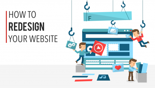How to Redesign Your Website