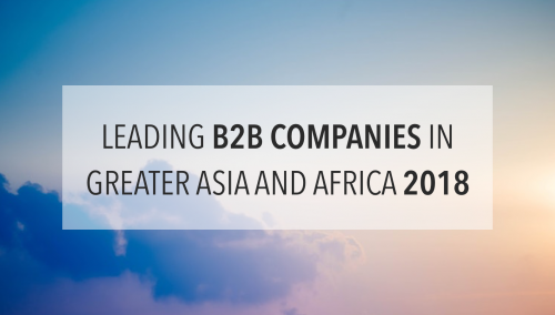 Clutch Leading B2B Companies in Greater Asia and Africa