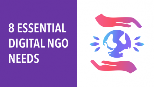 8 Essential Digital NGO Needs