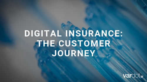 Digital Insurance Customer Journey