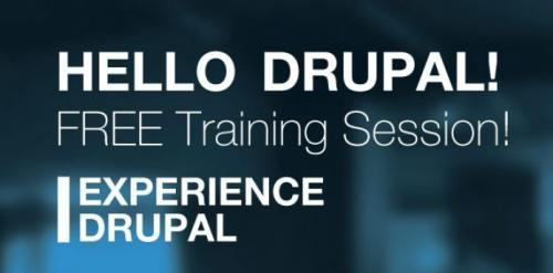 Hello Drupal: Free Training Session at PSUT