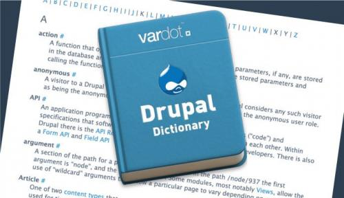 A Drupal Glossary: An Introduction to Web Lingo