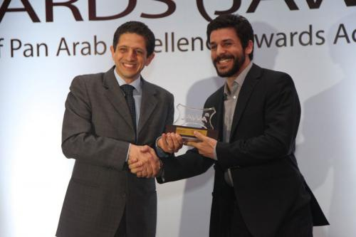 3 Gold Awards and 1 Silver for Vardot at the Jordan Apps and Web Awards