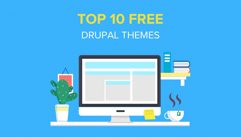 free drupal themes for ngo