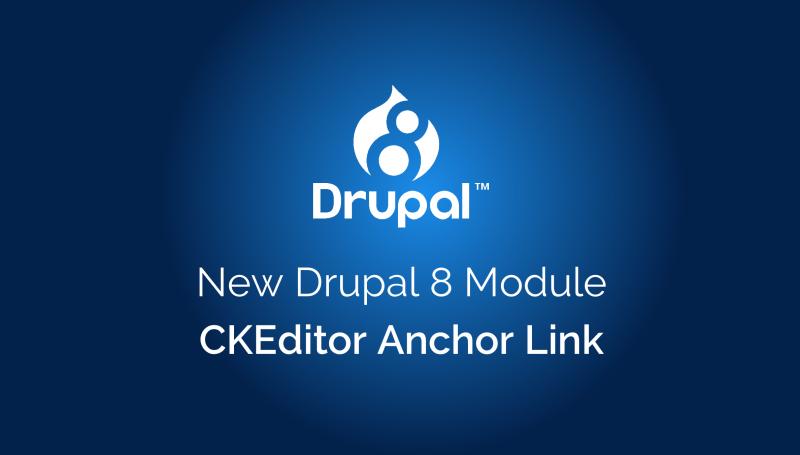 CKEditor Anchor Link | Vardot