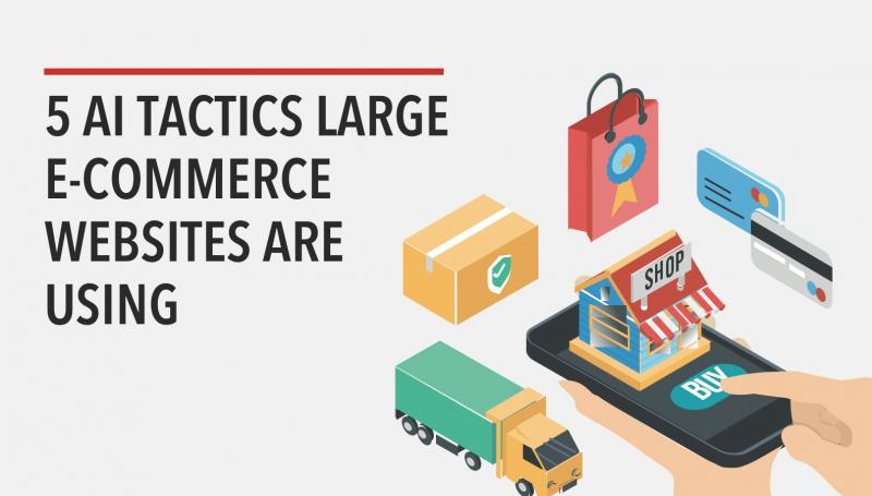 5 AI Tactics for Large E-Commerce Websites | Vardot