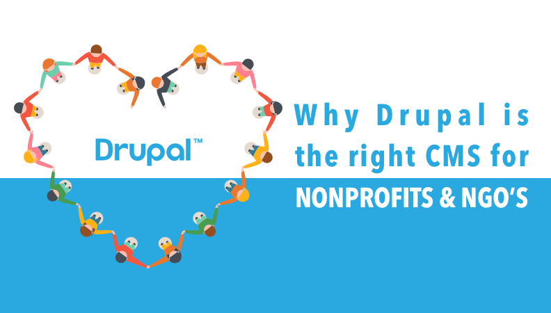 Drupal CMS for Nonprofits & NGO's