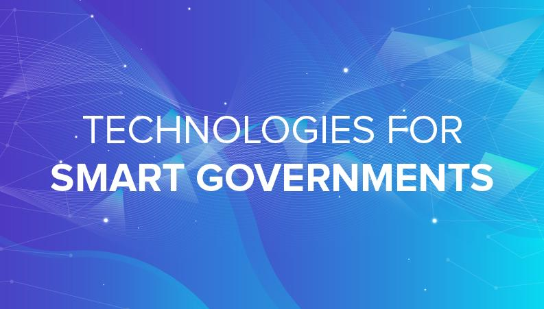 8 Strategic Technologies for Smart Government