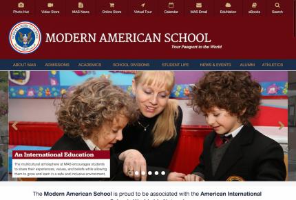 Modern American School vision
