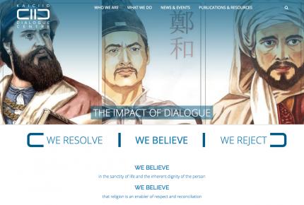 Change through dialogue - KACIID