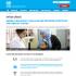 UNRWA web page