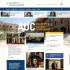 New webpage for American University in Cairo created by Vardot