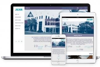 Dur hospitality Drupal website