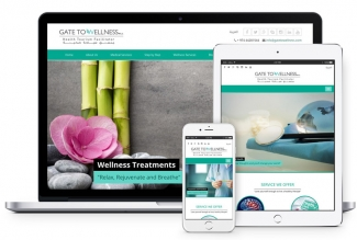 New Drupal website: Gate To Wellness