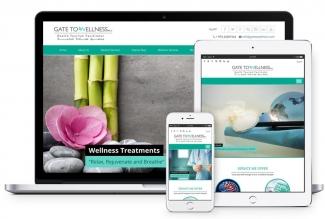 New Drupal website: Gate To Wellness