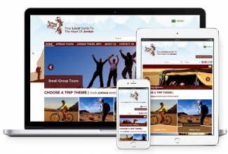 Terhaal Adventures Website Developed by Vardot