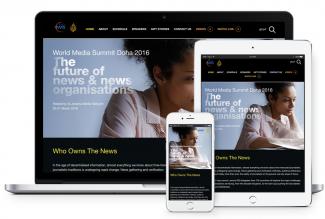 World Media Summit Qatar site