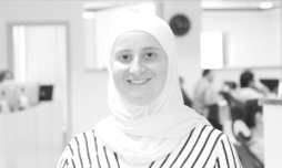 Yasmeen Fanous. HR & Admin Manager